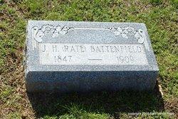 Joseph H Rate Battenfield