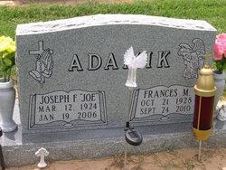 Joseph Frank Adamik