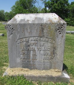 Jennie Mae <i>Harwell</i> Young