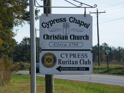 Cypress Chapel Christian Church Cemetery