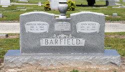 Matilda Virginia <i>Hinson</i> Barfield