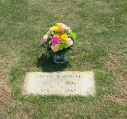 Lottie Isabel <i>Robinson</i> Curlee