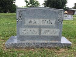 Alvin Rufus Walton
