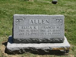 Eliza Kathryn <i>Silver</i> Allen