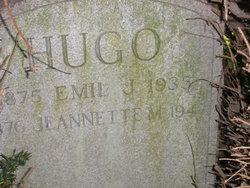 Emil J Hugo