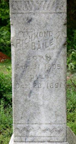 Richmond Braxton Bailey