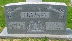 Jack Edward Chapman