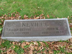 John W Neville