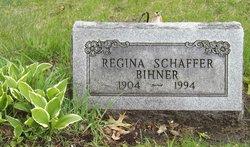 Regina <i>Schaffer</i> Bihner