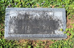 Mary Addie Rumsey