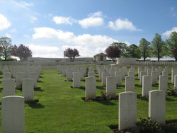 Serre Road Cemetery No. 2