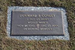 Durward B Short Conley