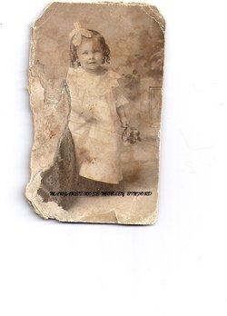Margaret Rose <i>Mobley</i> Binford