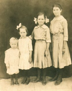 Mamie Lola <i>Bullington</i> Capps