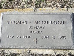 Thomas Henry McCullough