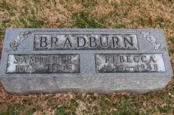 Rebecca Ann <i>Hodges</i> Bradburn