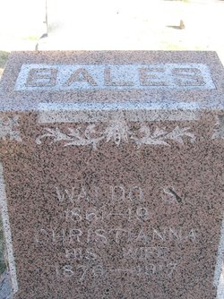 Waldo S. Walter Bales