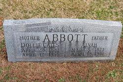 Alvah Abbott