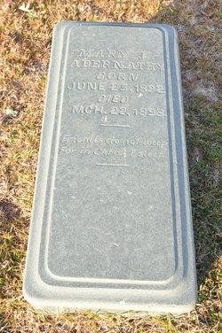 Mary Lillian Abernathy