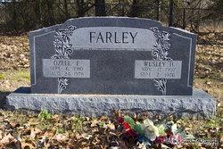 Ozell F Farley