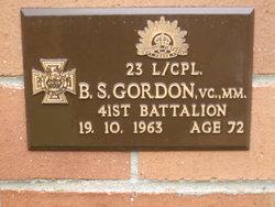 Bernard Sidney Gordon