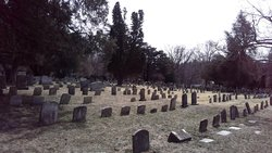 Goose Creek Burying Ground