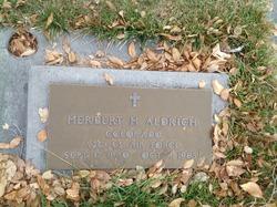Herbert H Aldrich