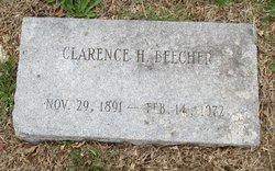 Clarence Hubert Beecher