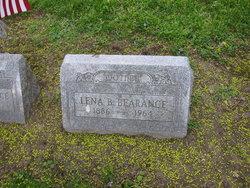 Lena <i>Stevens</i> Bearance