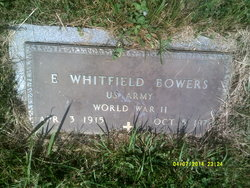 Emmett Whitfield Bowers