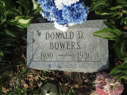 Donald Dewey Bowers