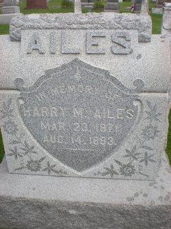 Harry M Ailes