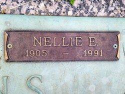 Nellie E <i>George</i> Evans