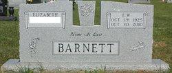 E W Paw Barnett