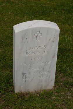 James Boyd, JR
