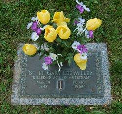 Lieut Gary Lee Miller
