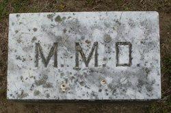 Margaret M. <i>Winslow</i> Davis