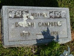 Dora Addeline <i>Woolford</i> Campbell