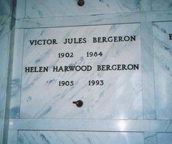 Victor Jules Trader Vic Bergeron, Jr