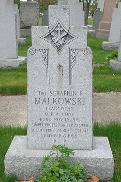 Br Seraphin Malkowski