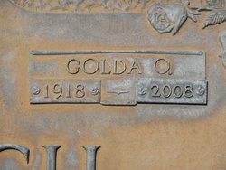 Golda Orlena <i>Henson</i> Bunch