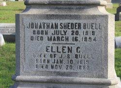 Ellen Jane <i>Callender</i> Buell