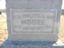 Ada <i>Wilson</i> Moore Baker