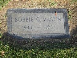 Bobbie Grant Mastin