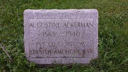 Sgt Augustine Ackerman