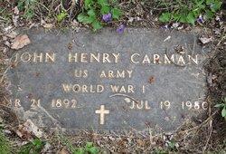 John Henry Carman