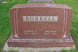 Melinda <i>Patterson</i> Borrell