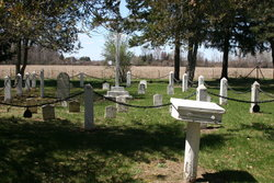 Bethany Indian Cemetery