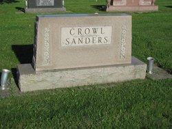 Chloey Eldora Dora <i>Brooks</i> Crowl