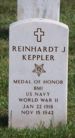 Reinhardt John Keppler